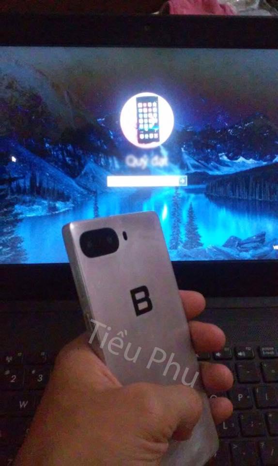 Lộ hình ảnh thực tế của Bphone 2: Camera kép thách thức iPhone 7 Plus, Mi 5s Plus? - Ảnh 1.