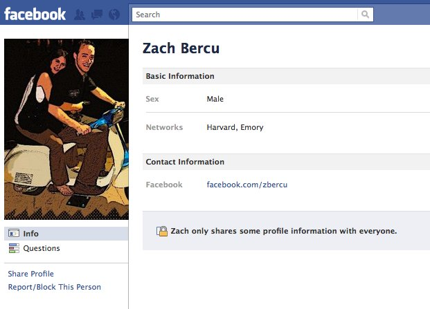 Đây là những tài khoản đầu tiên có mặt trên Facebook - Ảnh 8.