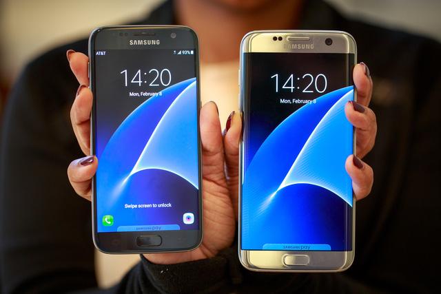 Samsung mở dịch vụ đổi iPhone lấy S7 với giá giật mình
