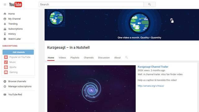Ngừng lướt Facebook đi, vào 7 kênh YouTube này để thông minh hơn - Ảnh 2.