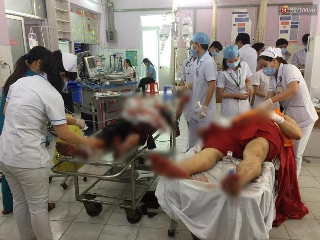 Nghi vấn nhà sư truy sát nhiều người trong chùa Bửu Quang có sử dụng chất kích thích - Ảnh 5.