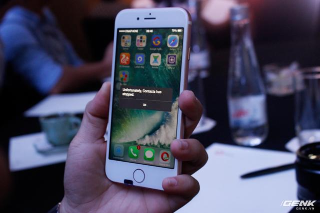 Cảnh báo: iPhone 7 giả đã len lỏi đến thị trường Việt Nam, giá chỉ 2,5 triệu VNĐ, chạy Android nhái iOS như thật - Ảnh 1.