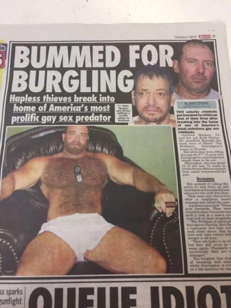 Mỹ: Đột nhập nhầm vào nhà kẻ cuồng dâm, hai tên trộm xui xẻo bị lạm dụng tình dục suốt 5 ngày liền - Ảnh 1.