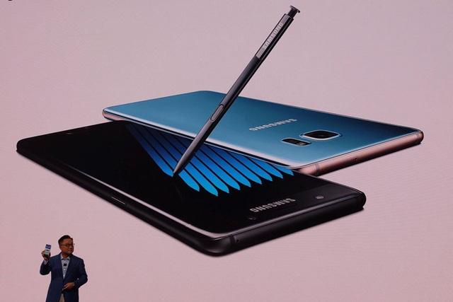 Nghệ thuật chăm sóc khách hàng của Samsung đã đạt đến đỉnh cao sau thảm họa Note7 - Ảnh 1.