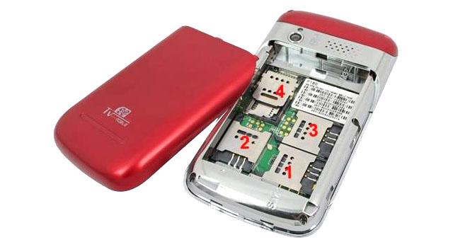 Chỉ ở Trung Quốc bạn mới có thể tìm thấy những chiếc điện thoại kì quặc thế này - Ảnh 1.
