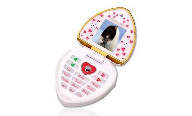 Chỉ ở Trung Quốc bạn mới có thể tìm thấy những chiếc điện thoại kì quặc thế này - Ảnh 4.