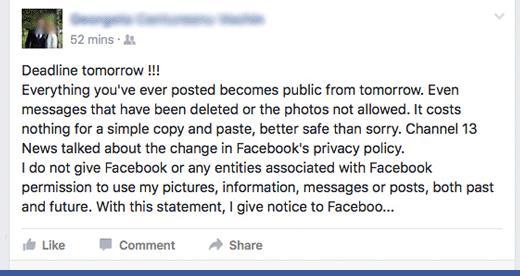 Năm 2016 rồi, hãy thức tỉnh đi, đừng để bị lừa bịp trên Facebook nữa
