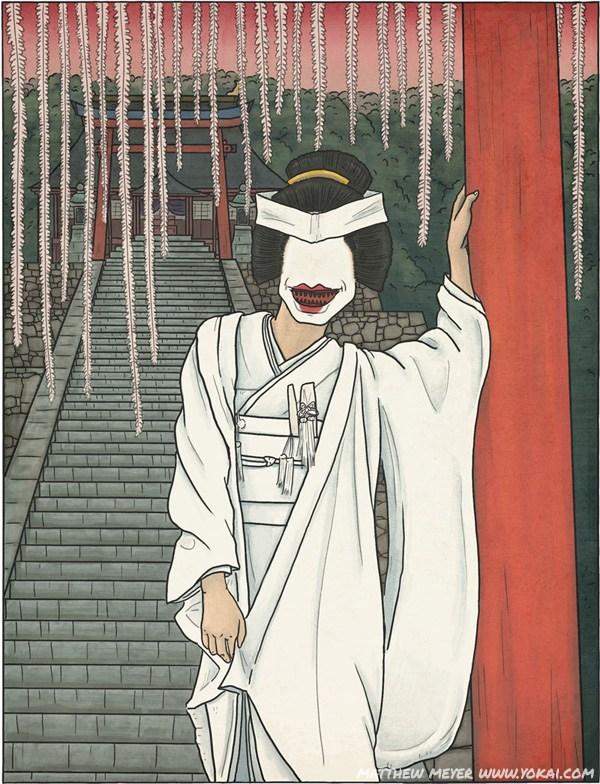Hết hồn các thể loại ma dân gian Nhật Bản trên màn ảnh! - Ảnh 5.