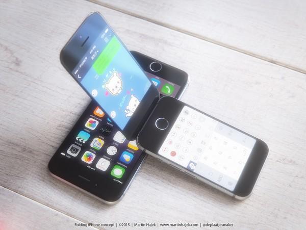 Apple đang âm thầm phát triển chiếc iPhone thú vị này