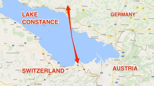 Đây là chuyến bay quốc tế ngắn nhất thế giới, chỉ dài có 8 phút đồng hồ - Ảnh 2.