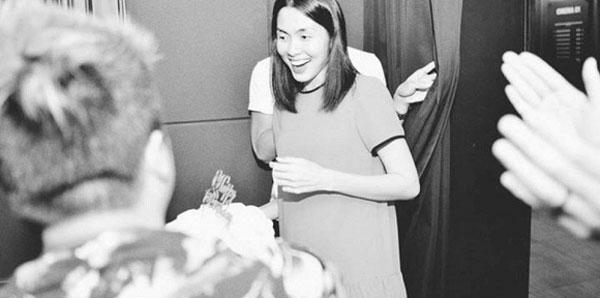 Tăng Thanh Hà: Tôi là một cô vợ rất tự hào về người chồng và người cha tuyệt vời nhất thế giới - Ảnh 2.