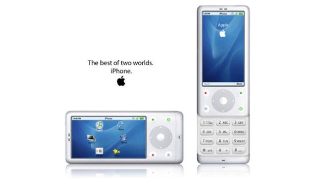 Người ta từng nghĩ iPhone sẽ trông điên rồ như thế này