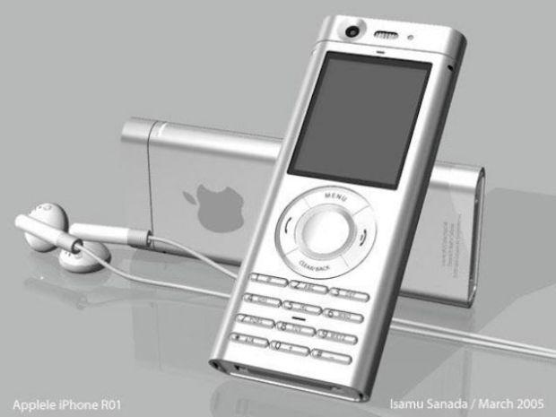 Người ta từng nghĩ iPhone sẽ trông điên rồ như thế này - Ảnh 4.