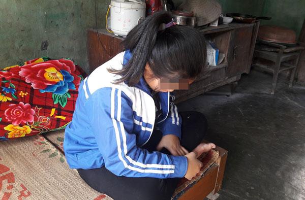Vụ nữ sinh 14 tuổi chuẩn bị sinh con: Cái kết sao buồn đến thế - Ảnh 1.