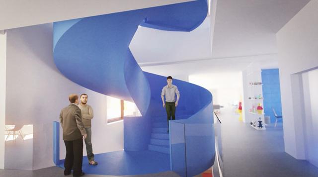 Chiêm ngưỡng trụ sở tuyệt đẹp mới của LEGO, trông như đồ chơi cỡ lớn - Ảnh 10.