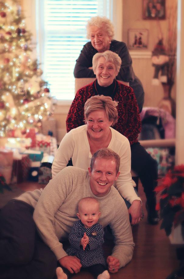 Nhìn 15 bức ảnh gia đình này, bạn sẽ nhớ ông bà của mình rất nhiều - Ảnh 11.