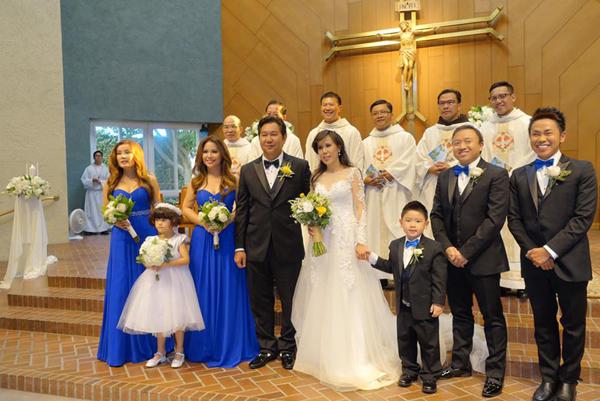 Giọng ca hải ngoại Mai Thiên Vân kết hôn với bạn trai quen 10 năm - Ảnh 11.