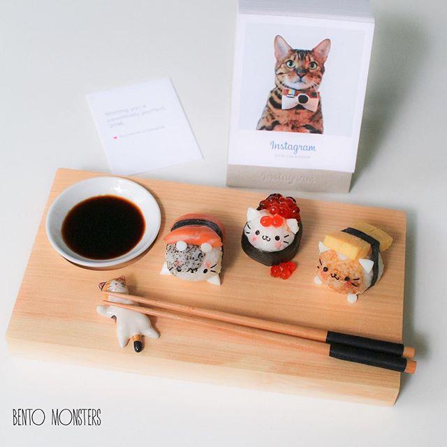 Bộ sưu tập sushi cực dễ thương khiến bé chẳng bao giờ từ chối bữa ăn - Ảnh 13.