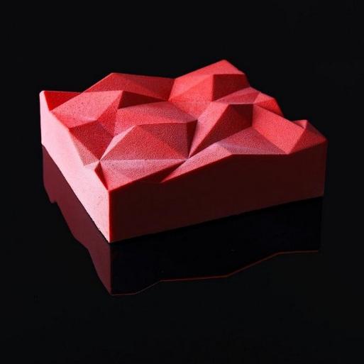Bộ sưu tập bánh ngọt kỳ thú lấy cảm hứng từ bộ môn hình học - Ảnh 13.