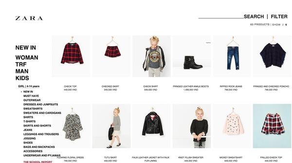 Với 500.000 VNĐ, bạn có thể mua rất nhiều đồ tại Zara Việt Nam - Ảnh 14.