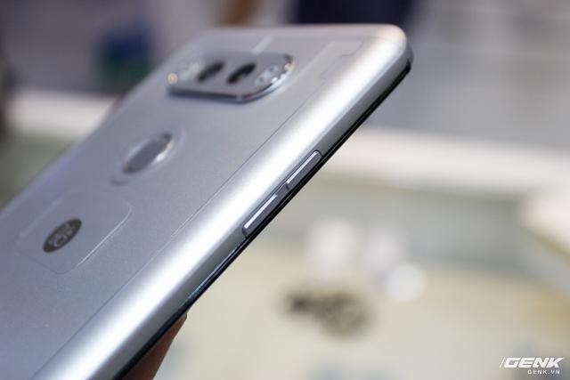 Trên tay siêu phẩm LG V20 tại Việt Nam: ngoại hình cứng cáp hơn, trang bị camera kép, giá gần 17 triệu đồng - Ảnh 14.