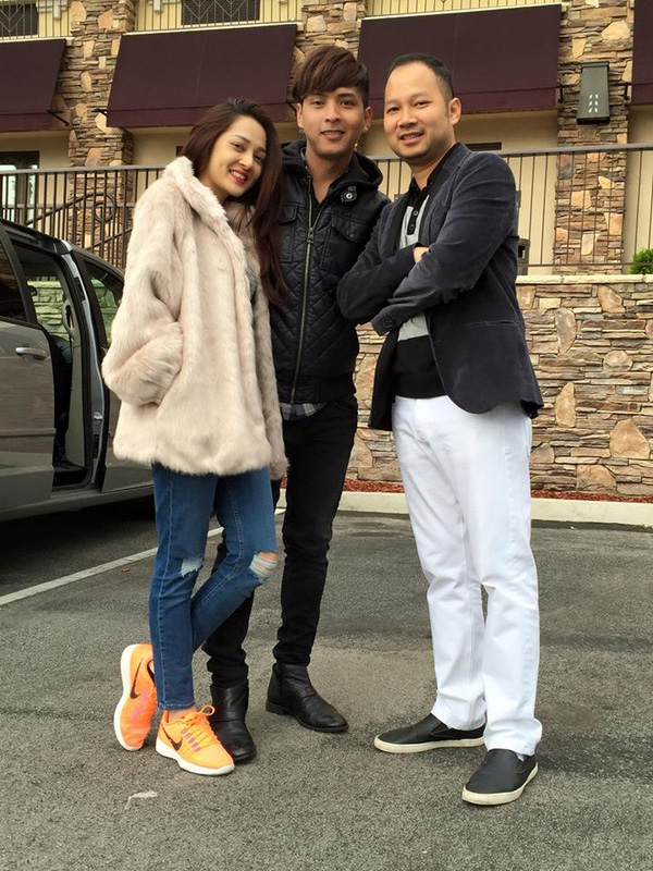 Hành trình yêu mà giấu của cặp đôi công khai mới nhất showbiz: Bảo Anh - Hồ Quang Hiếu - Ảnh 6.