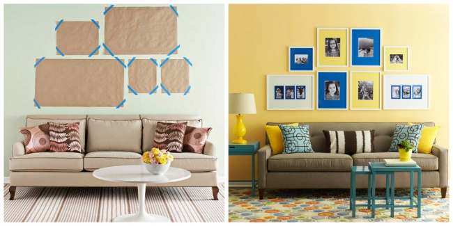16 ý tưởng đơn giản nhưng tuyệt vời cho nội thất nhà bạn - Ảnh 15.