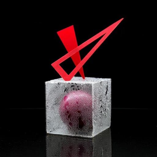 Bộ sưu tập bánh ngọt kỳ thú lấy cảm hứng từ bộ môn hình học - Ảnh 16.