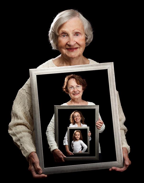 Nhìn 15 bức ảnh gia đình này, bạn sẽ nhớ ông bà của mình rất nhiều - Ảnh 17.