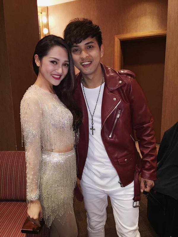 Hành trình yêu mà giấu của cặp đôi công khai mới nhất showbiz: Bảo Anh - Hồ Quang Hiếu - Ảnh 9.