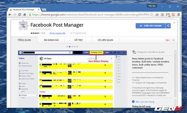 Hướng dẫn dọn sạch tường Facebook để đảm bảo không ai soi mói, đánh giá - Ảnh 2.