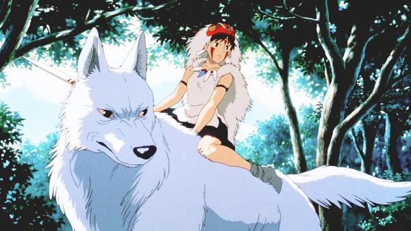 10 phim hoạt hình thần thoại đẹp nao lòng về nước Nhật - Ảnh 2.