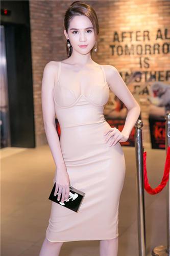 Trang Sina danh tiếng Trung Quốc hết lời khen Ngọc Trinh: Khuôn mặt ngọt ngào, thuần khiết giống Angela Baby - Ảnh 2.
