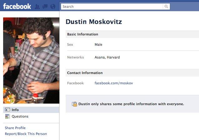 Đây là những tài khoản đầu tiên có mặt trên Facebook - Ảnh 18.