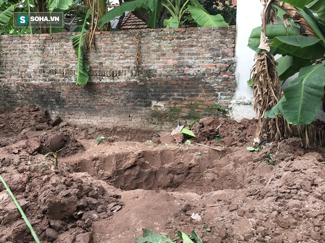 Hé lộ nguyên nhân 2 cháu bé bị giết hại, chôn trong vườn