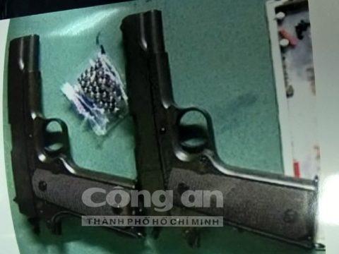 Hình ảnh rõ mặt tên cướp ngân hàng BIDV tại Huế - Ảnh 2.