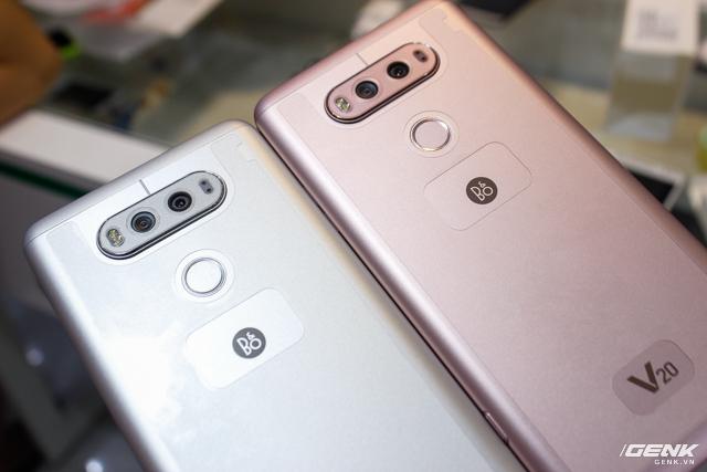 Trên tay siêu phẩm LG V20 tại Việt Nam: ngoại hình cứng cáp hơn, trang bị camera kép, giá gần 17 triệu đồng - Ảnh 22.