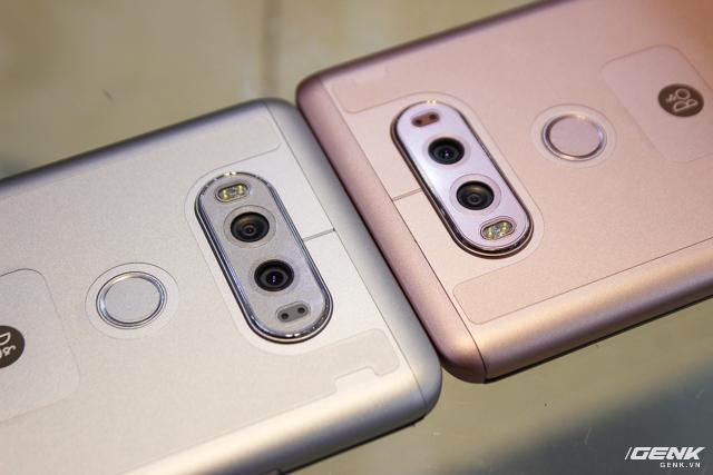 Trên tay siêu phẩm LG V20 tại Việt Nam: ngoại hình cứng cáp hơn, trang bị camera kép, giá gần 17 triệu đồng - Ảnh 23.