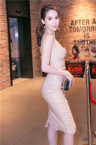 Trang Sina danh tiếng Trung Quốc hết lời khen Ngọc Trinh: Khuôn mặt ngọt ngào, thuần khiết giống Angela Baby - Ảnh 3.