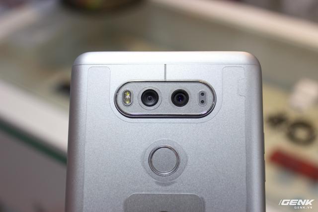 Trên tay siêu phẩm LG V20 tại Việt Nam: ngoại hình cứng cáp hơn, trang bị camera kép, giá gần 17 triệu đồng - Ảnh 3.