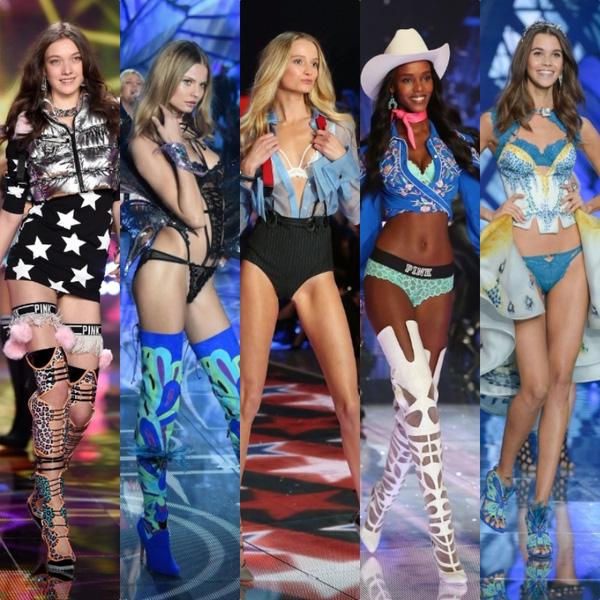 8 thông bị rò rỉ khiến dân tình ngày càng mong ngóng đến show Victorias Secret 2016 - Ảnh 4.