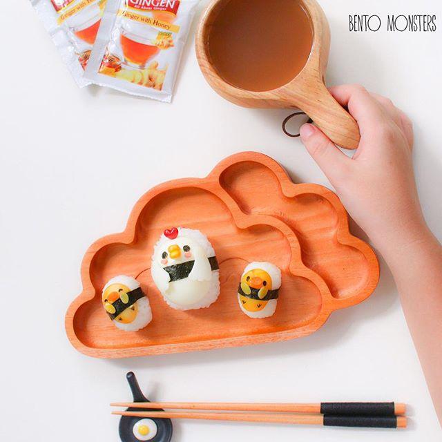 Bộ sưu tập sushi cực dễ thương khiến bé chẳng bao giờ từ chối bữa ăn - Ảnh 5.