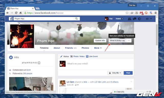 Hướng dẫn dọn sạch tường Facebook để đảm bảo không ai soi mói, đánh giá - Ảnh 4.