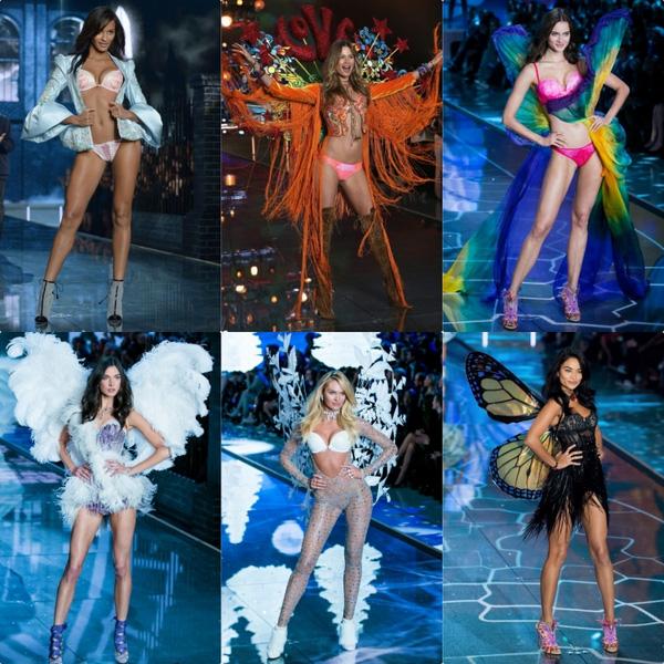 8 thông bị rò rỉ khiến dân tình ngày càng mong ngóng đến show Victorias Secret 2016 - Ảnh 5.