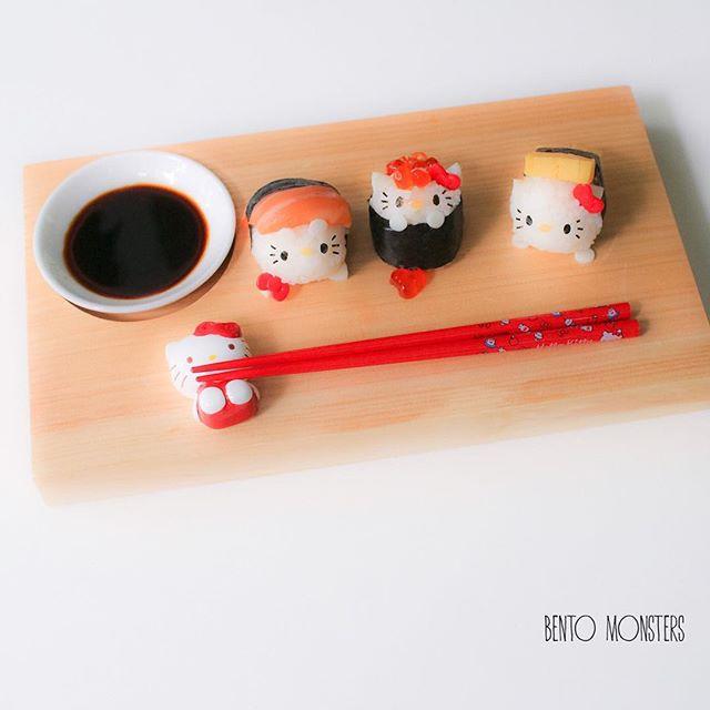 Bộ sưu tập sushi cực dễ thương khiến bé chẳng bao giờ từ chối bữa ăn - Ảnh 6.