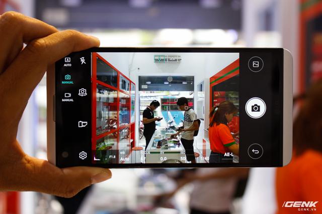 Trên tay siêu phẩm LG V20 tại Việt Nam: ngoại hình cứng cáp hơn, trang bị camera kép, giá gần 17 triệu đồng - Ảnh 5.