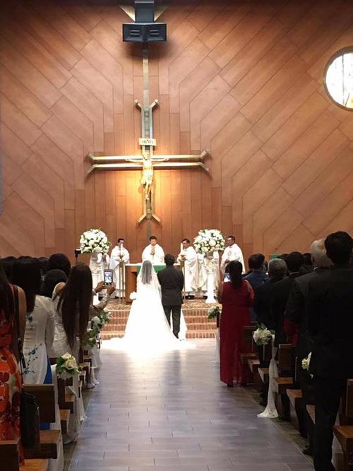 Giọng ca hải ngoại Mai Thiên Vân kết hôn với bạn trai quen 10 năm - Ảnh 6.