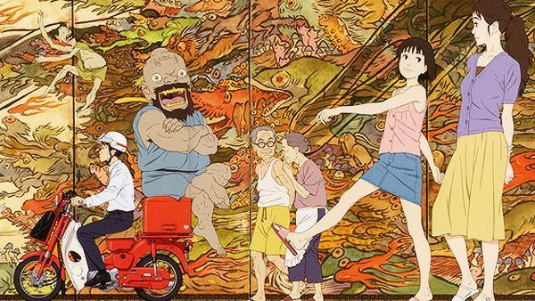 10 phim hoạt hình thần thoại đẹp nao lòng về nước Nhật - Ảnh 6.