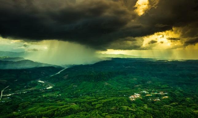 Một Bangladesh đẹp mê hồn qua góc nhìn từ phía trên cao - Ảnh 7.