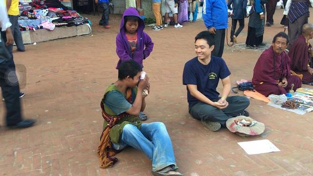 Một du khách người Việt đã thử đóng vai ăn xin ở Nepal và kết quả nhận được thật bất ngờ - Ảnh 7.